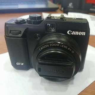 Canon G1x, Diving Housing, Fisheye