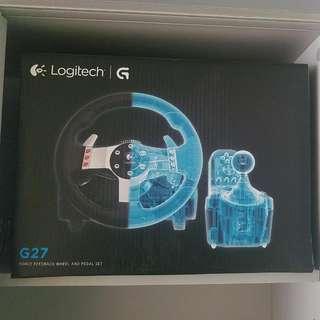 Racing Wheel G27 Logitech