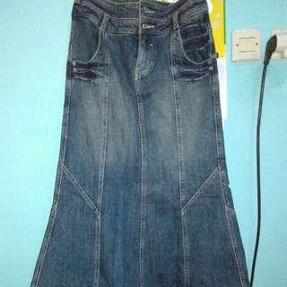 Rok.Jeans Merk Samuel KEVIN#barter