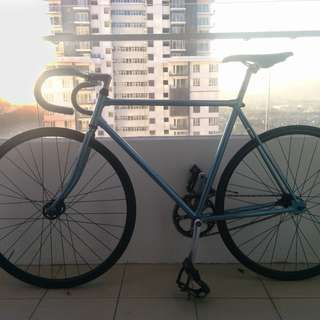 Vintage Fixed Gear Fixie SIZE 51