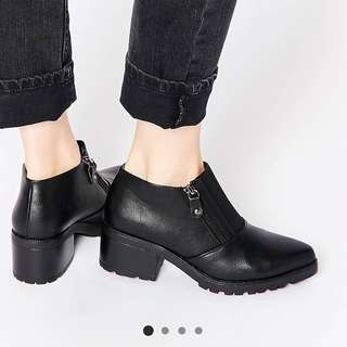 ASOS TRUFFLE: Ankle Boots Size 7