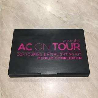 Australis Contour Kit - Medium Complexion
