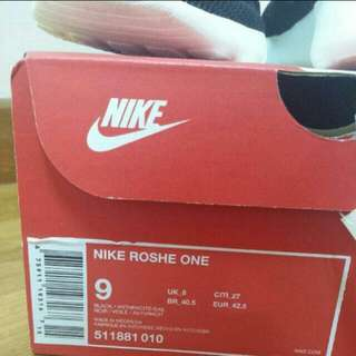 Nike Roshe One 100% (Authentic)