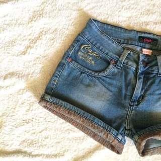 Candies Denim Shorts