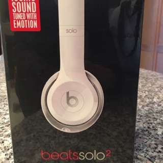 Beats Solo 2 By Dr.Dre