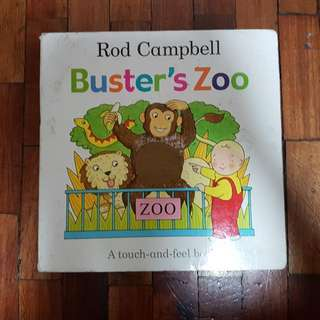 Buster's Zoo rod campbell