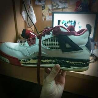 Air Jordan 4(女款)
