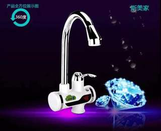Quick Heating Type Electric Heating Water Tap