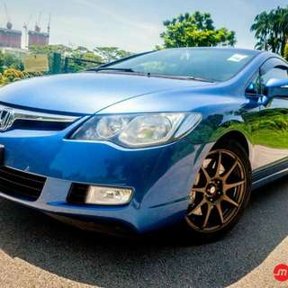 Honda Civic 1.8A FD1 For Sale