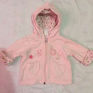 Preloved Baby Hooded Jacket