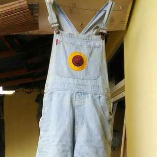 Jumpsuit Overall Celana Kodok Baju Monyet Playsuit Romper Jumsuit