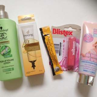 Brand New Mixed Lot Of Gorgeous Hair And Beauty Items
