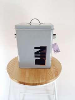 Brand New Customised Bin Tin