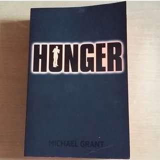 "Novel Impor ASLI ORIGINAL Bahasa Inggris ""Hunger"" by Michael Grant"