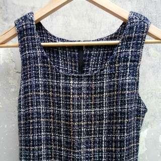 Short Camisole Blue