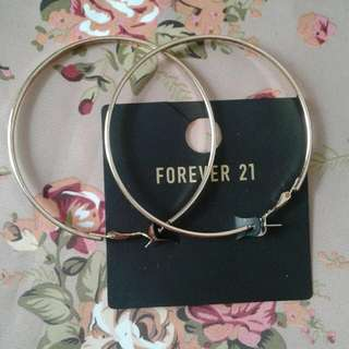 Earings By F21
