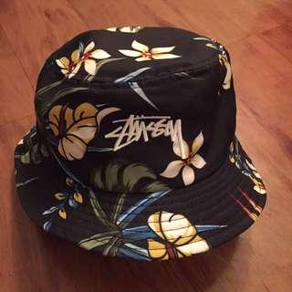 Stussy Paradise Bucket Hat 天堂 花 漁夫帽