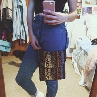 Aztec Side Bag