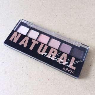 Natural NYX Eye Shadow