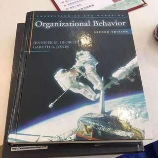 Organizational Behavior 2nd Edition