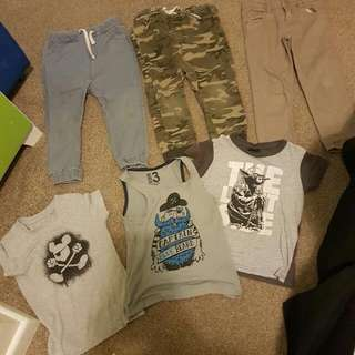 Boys Size 3 Cotton On Items All Except 1.