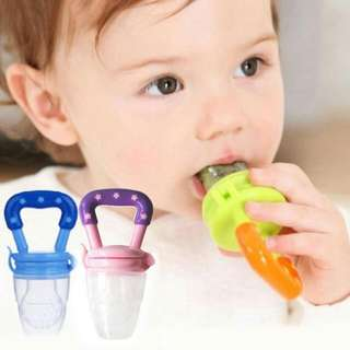 Baby Fruit Supplement Feeder