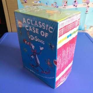 包郵 Dr Seuss 20 Books  DR.SEUSS exemption from postage