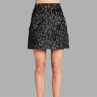 Camilla And Marc Cosmos Raffia Skirt