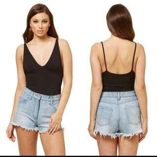 Kookai Julie Bodysuit Size 1