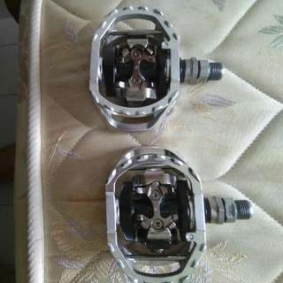 Clipless Pedals Shimano Md545