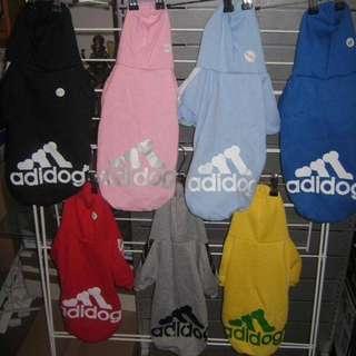 Adidog hoodies