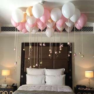 Balloon Surprises.
