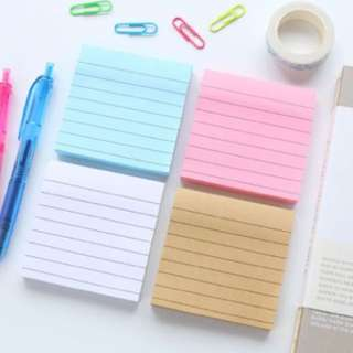 [PO] Post It Notes