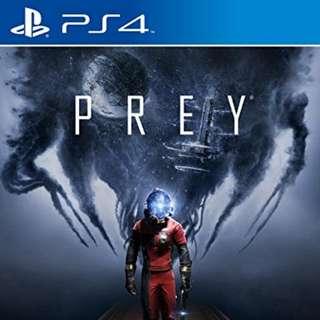 Prey PS4 Fast Deal