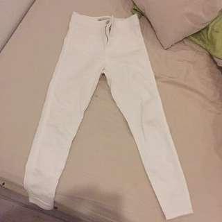 White ASOS Jeans