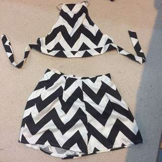 Stripey 2 Piece
