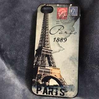 iPhone 5,5s, SE Paris Case