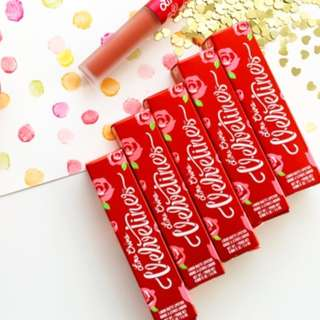 4 for$50 authentic Lime Crime