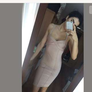 Miss Selfridge Bandage Dress