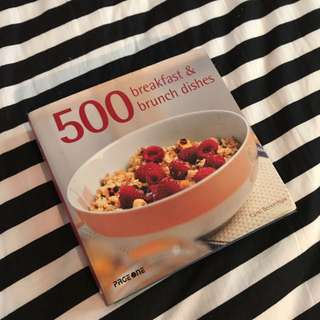 500 Breakfast And Brunch Dishes By Carol Beckerman