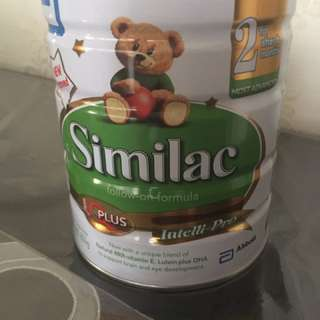 Similac Stage 2 850g(used)+400g(new)