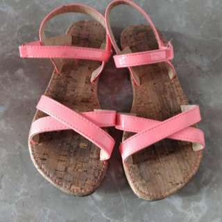Strappy Sandals For Little Girl