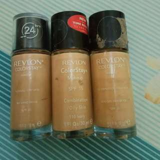 Revlon Foundation 24 Hours