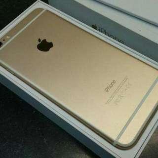 IPhone 6 16gb MY Set Gold