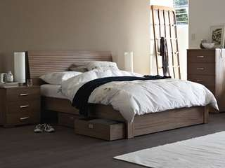 Full of Storage Wooden Queen Size Bed Best Lowest Factory Price Offer