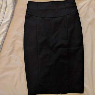 Forcast Work Skirt