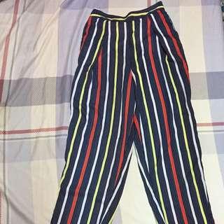 Branded Stripe SquarePants