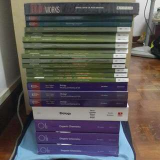 Pre-U Textbooks