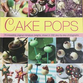 Cake Pops By Hannah Miles