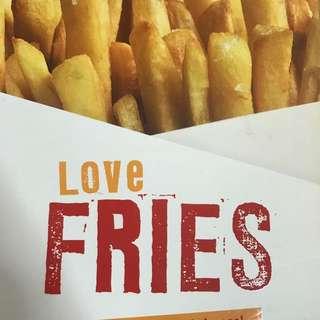 Fries Recipe Book